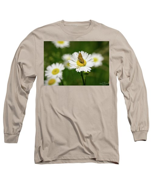 Moth Meets Spider Long Sleeve T-Shirt