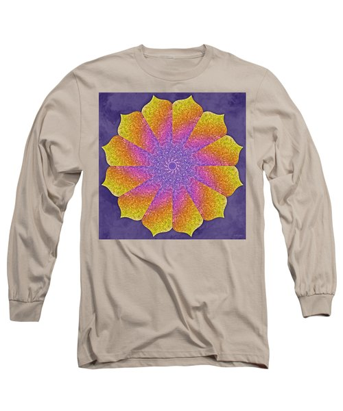 Mothers Womb Long Sleeve T-Shirt
