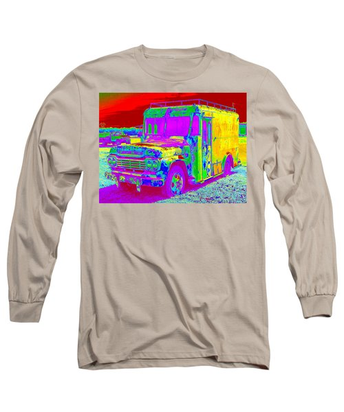 Motor City Pop #14 Long Sleeve T-Shirt