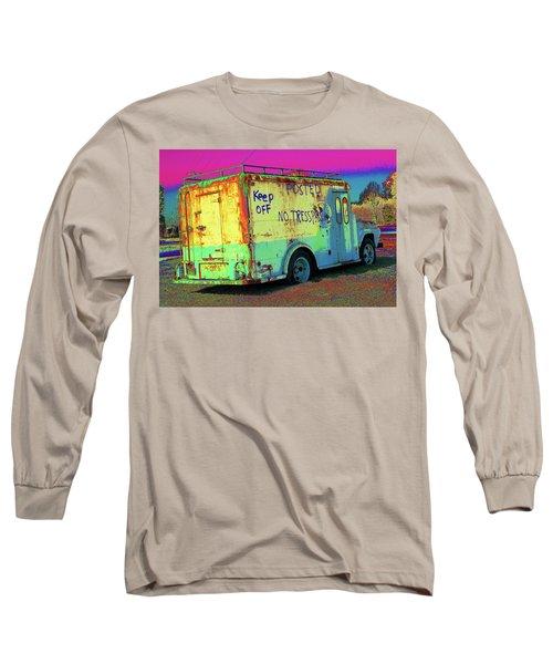 Motor City Pop #18 Long Sleeve T-Shirt