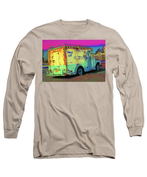 Motor City Pop #18 Long Sleeve T-Shirt