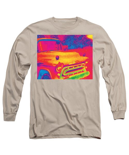 Motor City Pop #6 Long Sleeve T-Shirt