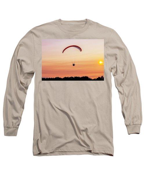 Mount Tom Parachute Long Sleeve T-Shirt