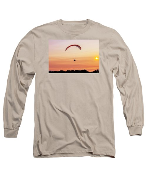 Mount Tom Parachute Long Sleeve T-Shirt