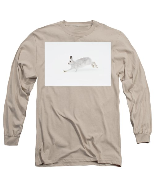 Mountain Hare Running Long Sleeve T-Shirt