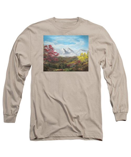 Mountain High Long Sleeve T-Shirt