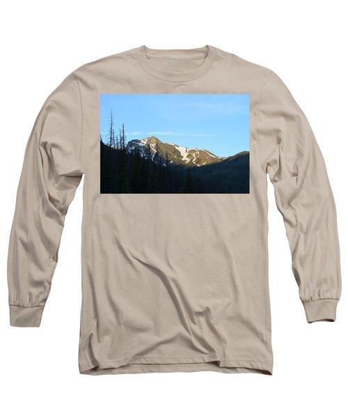 Mountain In Rocky Mountian Np Co Long Sleeve T-Shirt