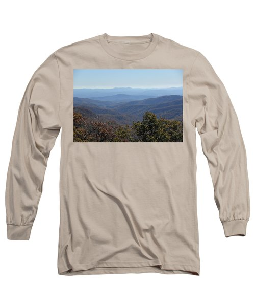 Mountain Landscape 4 Long Sleeve T-Shirt