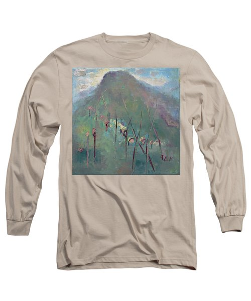 Mountain Visit Long Sleeve T-Shirt