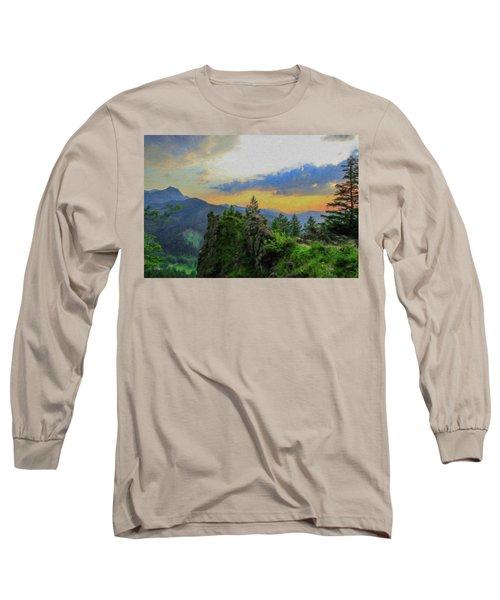 Mountains Tatry National Park - Pol1003778 Long Sleeve T-Shirt