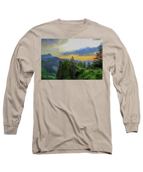 Mountains Tatry National Park - Pol1003778 Long Sleeve T-Shirt