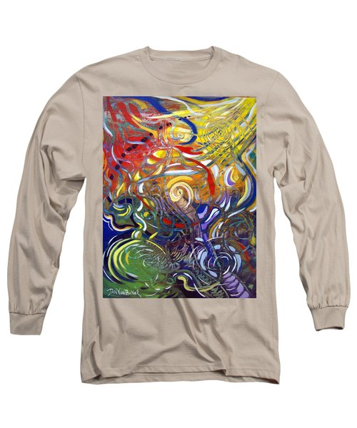 Moving Color Long Sleeve T-Shirt