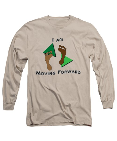 Moving Forward Long Sleeve T-Shirt
