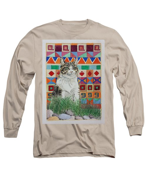 Mozart In The Grass Long Sleeve T-Shirt