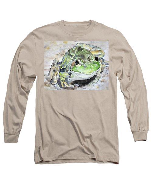 Mr Frog  Long Sleeve T-Shirt