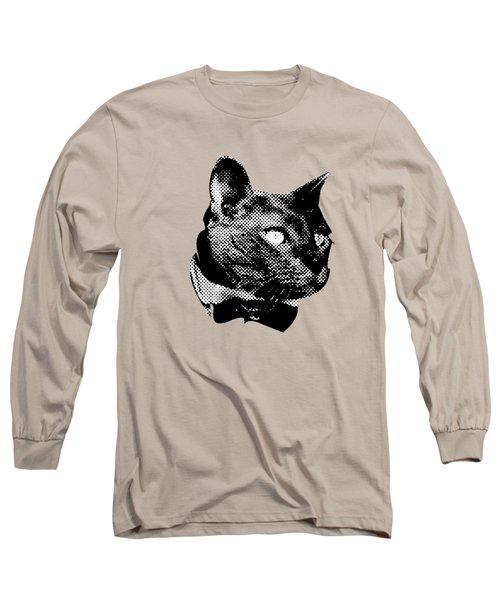 Mr. Meow Long Sleeve T-Shirt