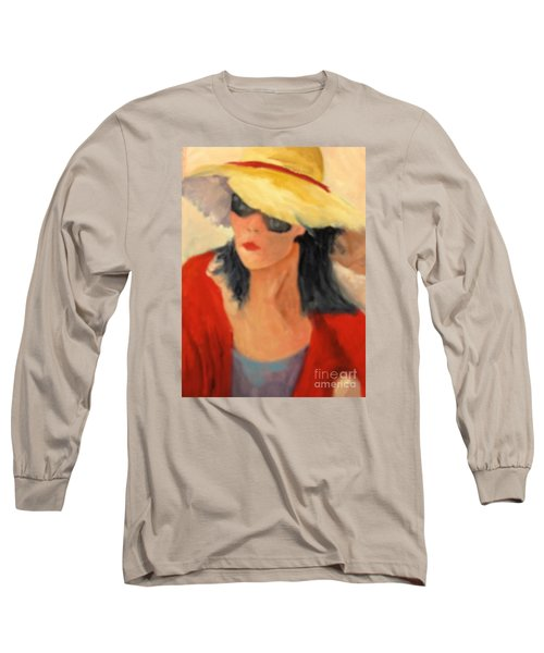 Ms Hollywood  Long Sleeve T-Shirt