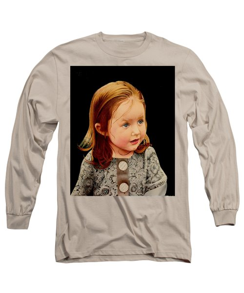 Ms Josie Long Sleeve T-Shirt