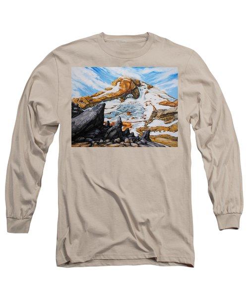 Mt. Hood Long Sleeve T-Shirt