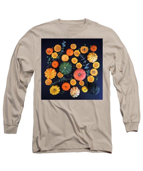 Multiple Squash Long Sleeve T-Shirt