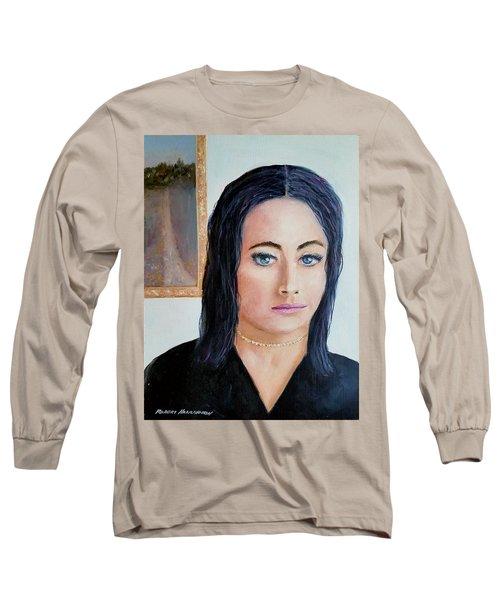 Museum Memory Long Sleeve T-Shirt