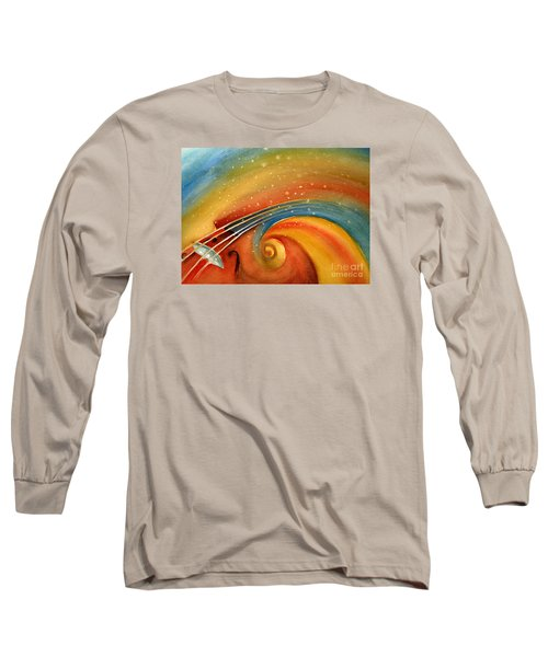 Music In The Spirit Long Sleeve T-Shirt