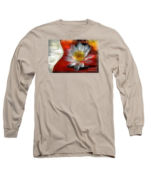 Musical Beauty Long Sleeve T-Shirt by Clare Bevan