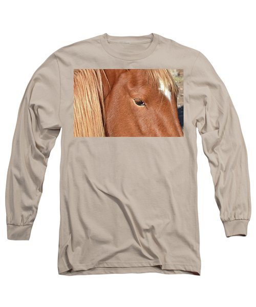 Mustang Macro Long Sleeve T-Shirt