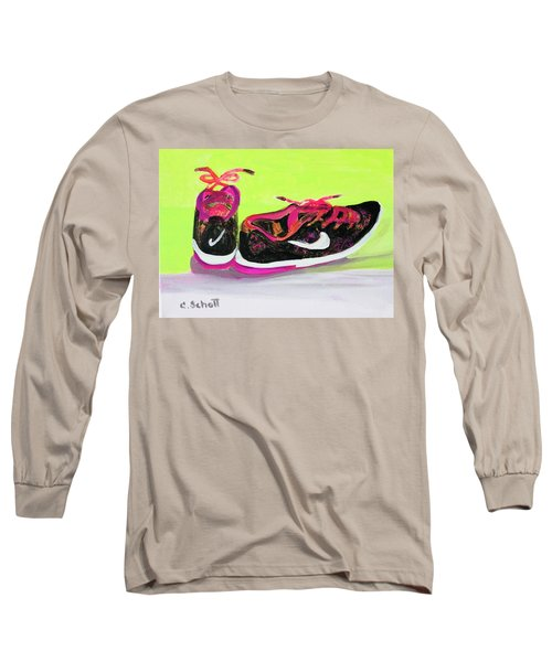 My Comfy Shoes Long Sleeve T-Shirt