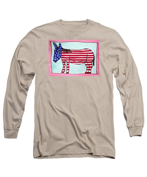 My Donkey Long Sleeve T-Shirt