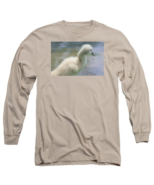 My God Is Gracious Long Sleeve T-Shirt by The Art Of Marilyn Ridoutt-Greene