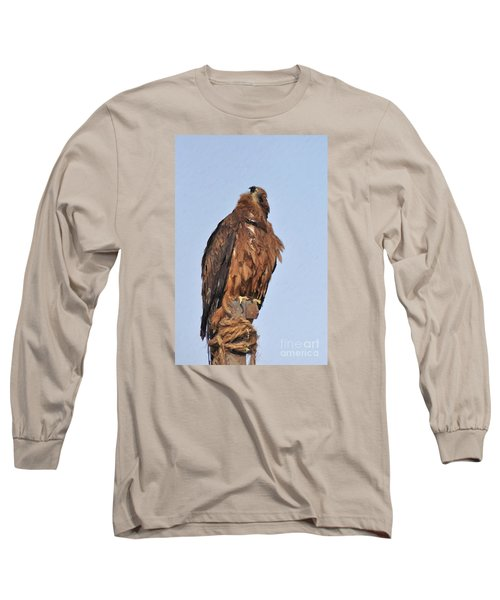 My God Lives There Long Sleeve T-Shirt