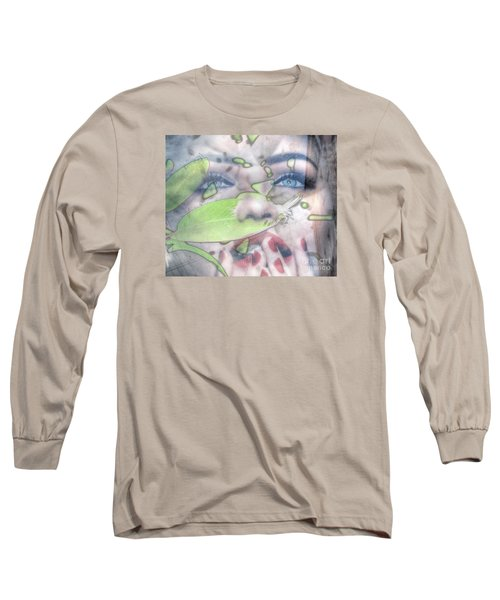 My Green Lady Long Sleeve T-Shirt