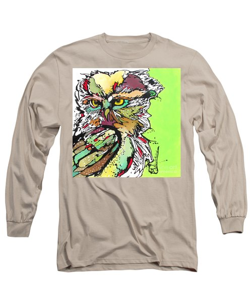 My Heart Cried Out For You Long Sleeve T-Shirt by Nicole Gaitan