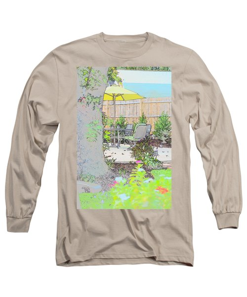 My Patio Long Sleeve T-Shirt