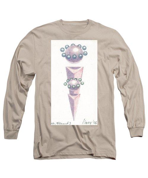 My Planet X's 2 Long Sleeve T-Shirt