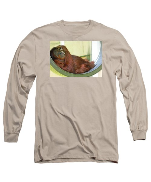 My Thinking Place Long Sleeve T-Shirt