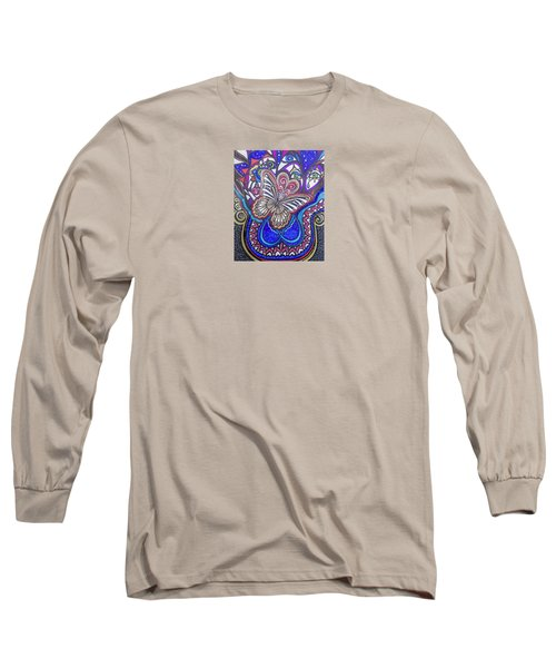My True Center Long Sleeve T-Shirt