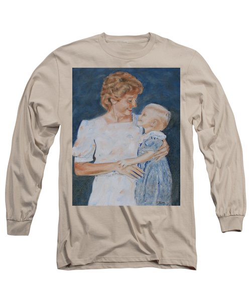 My Two Ladies Long Sleeve T-Shirt