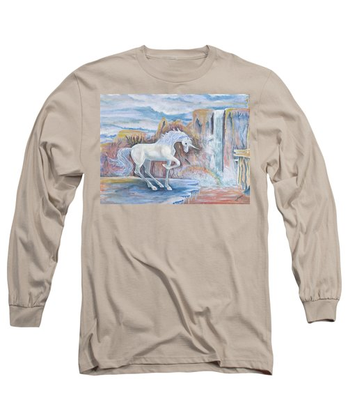 My Unicorn Long Sleeve T-Shirt