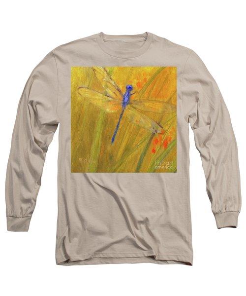 Mystic Dragonfly Long Sleeve T-Shirt