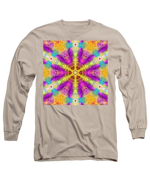 Long Sleeve T-Shirt featuring the digital art Mystic Universe 11 Kk2 by Derek Gedney