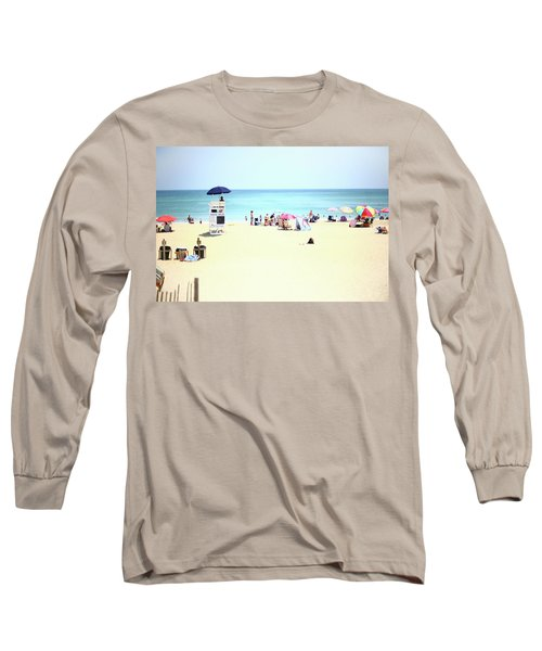 Nags Head Long Sleeve T-Shirt