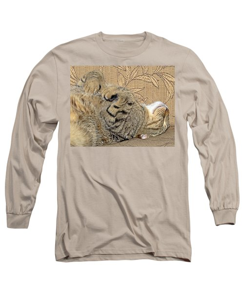 Nap Time Again Long Sleeve T-Shirt