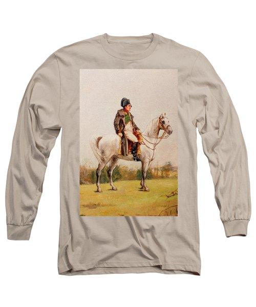 Napoleon Bonaparte Series 0552 Long Sleeve T-Shirt