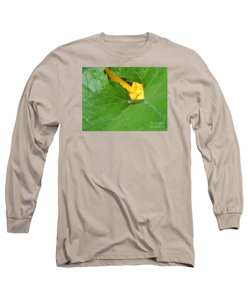 Narrow Leaf Gorge Long Sleeve T-Shirt by Christina Verdgeline