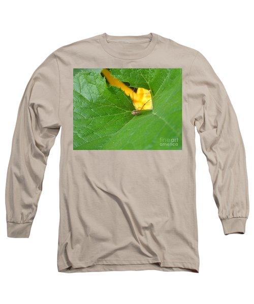 Narrow Leaf Gorge Long Sleeve T-Shirt