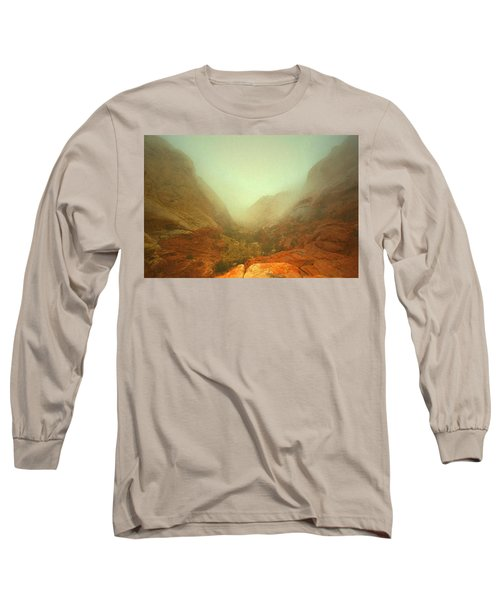 Narrow Out Long Sleeve T-Shirt