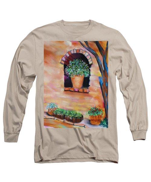 Nash's Courtyard Long Sleeve T-Shirt