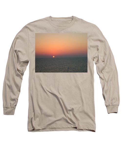 Nassau Sunset Long Sleeve T-Shirt